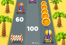 Multiplication Karting